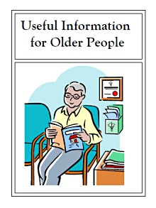 Useful Information for Older People pdf leaflet