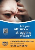 Working Healthy Lives Leaflet